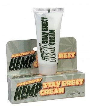 HEMP STAY ERECT CREME by VIBE