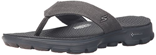 Walk Performance Men's Skechers Flop Go Flip Charcoal tPC1gwq