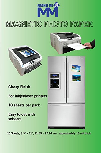 Glossy Magnet Paper - 1