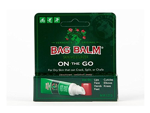 Price comparison product image Bag Balm On-the-Go Tube, 0.25 oz Per Tube (12 Tubes)