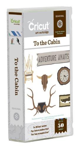 Cricut To the Cabin Cartridge by Cricut