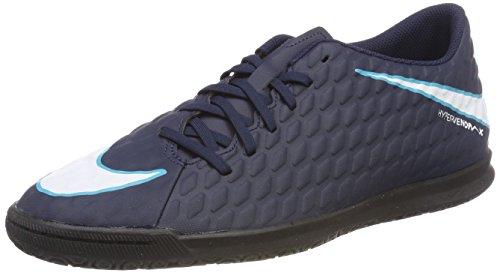 III Boots Obsidian Football White Men Glacier Blue Phade Nike Hypervenomx Gamma Blue Ic q4YTwtw