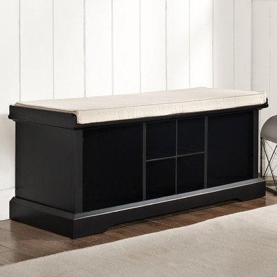 crosley furniture brennan entryway storage