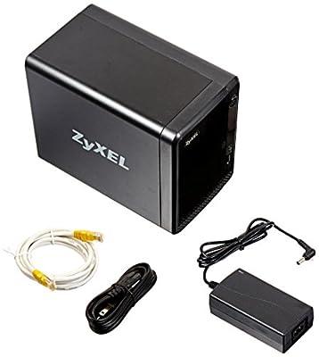 ZyXEL NAS Server (NSA320S)