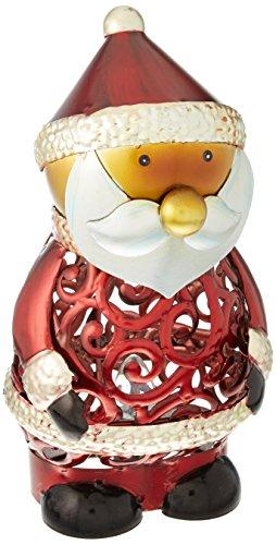 Deco Flair Santa Figurine Luminary