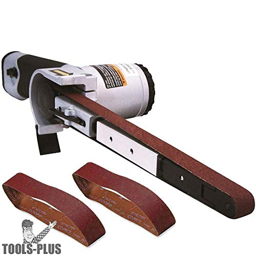 Astro  3037 1/2-Inch x 18-Inch Air Belt Sander with for sale  Delivered anywhere in USA
