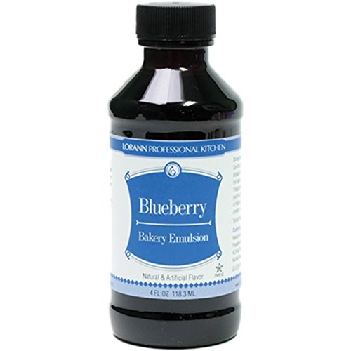 - Lorann Oils Bakery Emulsions Natural and Artificial Blueberry Flavor, 4 oz
