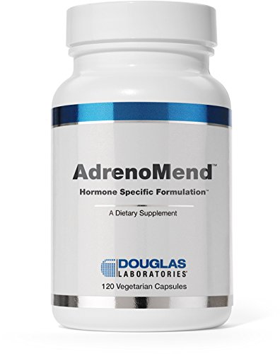 Douglas Laboratories- Adrenomend - Ten Herbal Adaptogens to Support Adrenal Gland Function During Stress* - 120 Capsules by Douglas Laboratories
