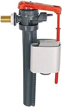 WIRQUIN-Grifo flotador y mecanismo de cisterna y válvula de flotador alimentación lateral rotativo JOLLYFILL NF, 3/8