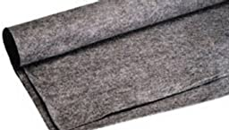 Absolute C10LGR 10-Feet Long/4-Feet Wide Light Grey Carpet for Speaker Sub Box Carpet rv Truck Car Trunk Laner