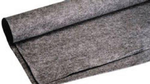 Absolute C20LGR 20-Feet Long/4-Feet Wide Light Grey Carpet for Speaker Sub Box Carpet rv Truck Car Trunk Laner