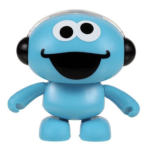 Swing Pez Cookie Monster blue (japan import)