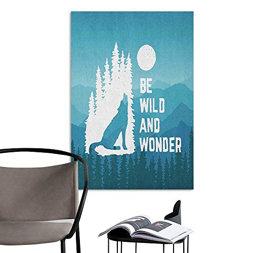 Stickers Wall Murals Decals Removable Adventure Hand Drawn