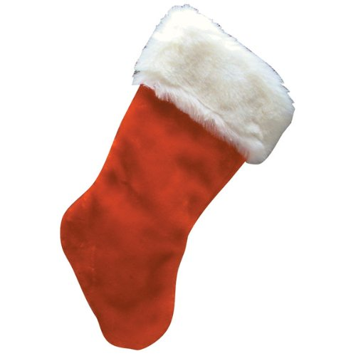 - Plush Christmas Stockings (2pk)