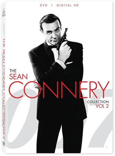 007 The Sean Connery Collection Volume 2 (James Bond Connery)