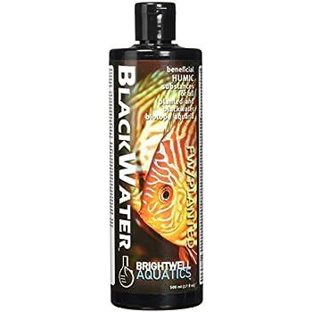 Amazon Com Brightwell Aquatics Ababwr500 Blackwater Liquid Fresh