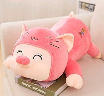 YOIL Lindo y Encantador Juguete Suave Peluches Juguete Adorable Colocación de Cerdo Juguete de Felpa Suave
