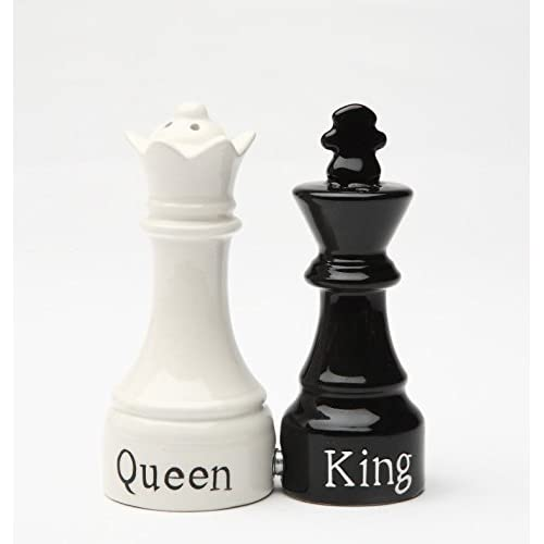 King And Queen Chess Pieces Amazon Com