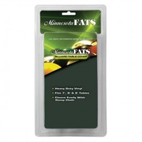 Minnesota Fats Table Cover