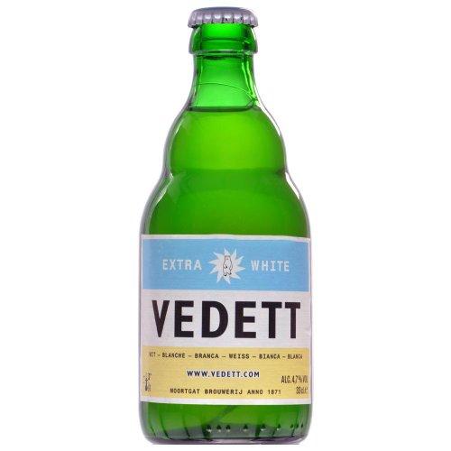 【 セット 販売 】 VEDETT EXTRA WHITE ( ヴェデット・エクストラ ホワイト ) 4.7度 330ml 6本 セット