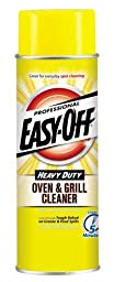 Professional Easy-Off Aerosol, Oven & Grill Cleaner, 24 Ounces (Case of 6)