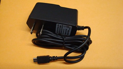 Replacement Wall Charger for barnes and noble nook color ereader - Nook Color Wall Adapter
