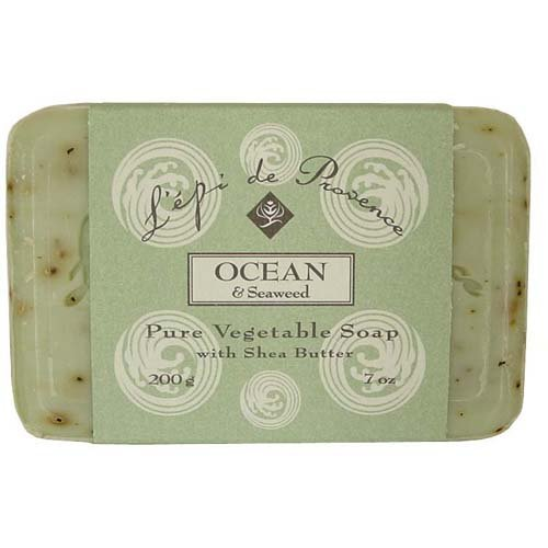 Provence Green Milled Soap - 8