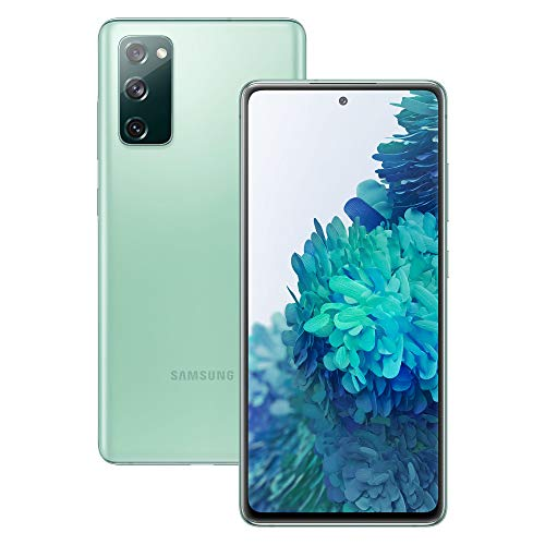 Samsung Galaxy S20 FE Mobile Phone; Sim Free Smartphone - Cloud Mint (UK Version)