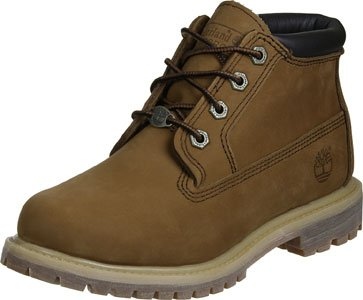 Timberland Mujeres Botas 8241 óxido De Earthkeepers Nellie Chukker marrón