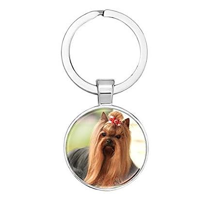 Llavero, diseño de perro Bulldog francés Bulldog perro ...