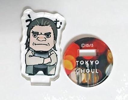Amazon.com: Tokyo Ghoul - Mini soporte de acrílico Iwao ...