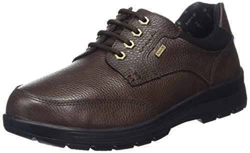 Padders Terrain, Scarpe Stringate Oxford Uomo Brown (Brown)