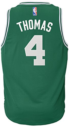 Nba Boston Celtics Jersey - Outerstuff NBA Boston Celtics Isaiah Thomas Boys Player Swingman Road Jersey, Large (14-16), Kelly