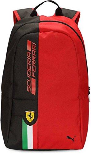 7f7a5db4693c Puma Scuderia Ferrari Unisex Latest 17 L Backpack (Multicolor)  Amazon.in   Bags