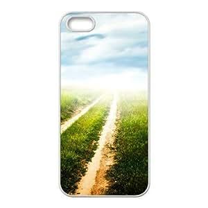 Sky Case For iPhone 5,5S White Nuktoe779768 by icecream design