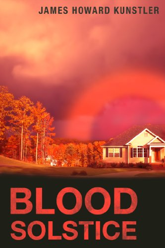 Blood Solstice by [Kunstler, James Howard]
