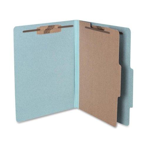 Wholesale CASE of 10 - ACCO Durable 1-Div Pressbrd Classification Folders-Classification Folders, 2