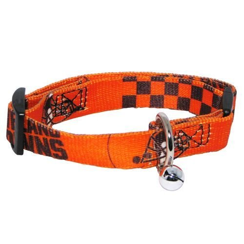 [Hunter NFL Cleveland Browns Cat Collar, Small] (Cleveland Costumes)