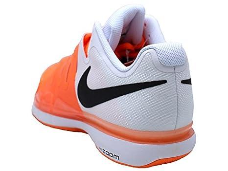 BiancoArancione Nike Air Zoom Vapor 9.5 Tour scarpe