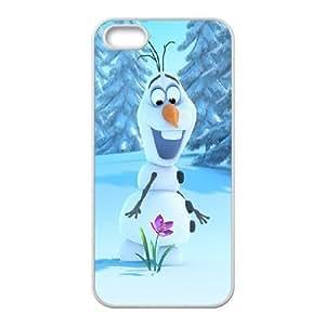 diy zheng Diy Frozen Hard Back Case for iphone 5/5s5g