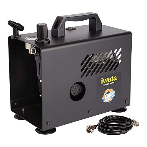 Iwata-Medea Studio Series Smart Jet Pro Single Piston Air Compressor
