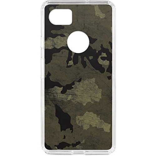 new arrivals 7e03b 616a8 Amazon.com: Skinit Camouflage Google Pixel 2 XL LeNu Case - Wood ...