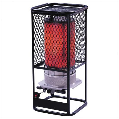 (Heatstar By Enerco F170850 Radiant Natural Gas Heater HS125NG Salamander, 125K)