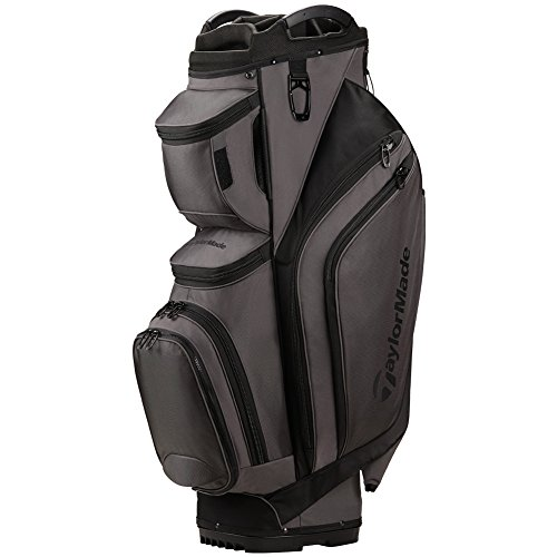 TaylorMade Supreme Cart Golf Bag Gray