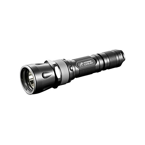 JETBeam 9007113 Rrt26 Rechargeable Flashlight, Black