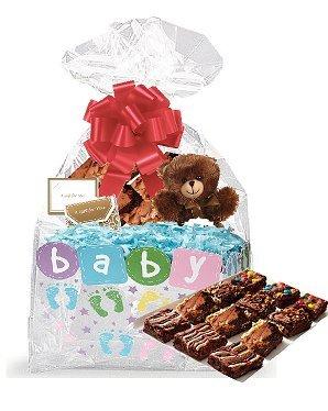 new baby gift basket food - 8