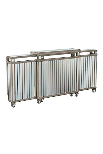myfurniture adjustable mirrored radiator cover antoinette range cover my furniture t41 cover