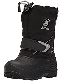 Kamik Kids Sleet Waterproof Winter Boot