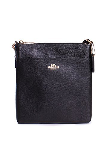 Black Coach Handbag - 4