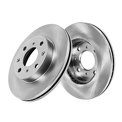 Mazda Protege Brake Drum - FRONT Premium Grade OE 257.8 mm [2] Rotors Set CBO200439